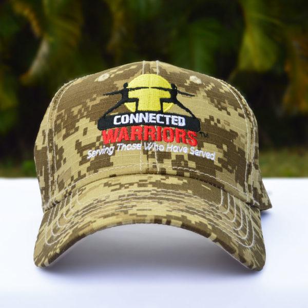 connected-warriors-camo-hat