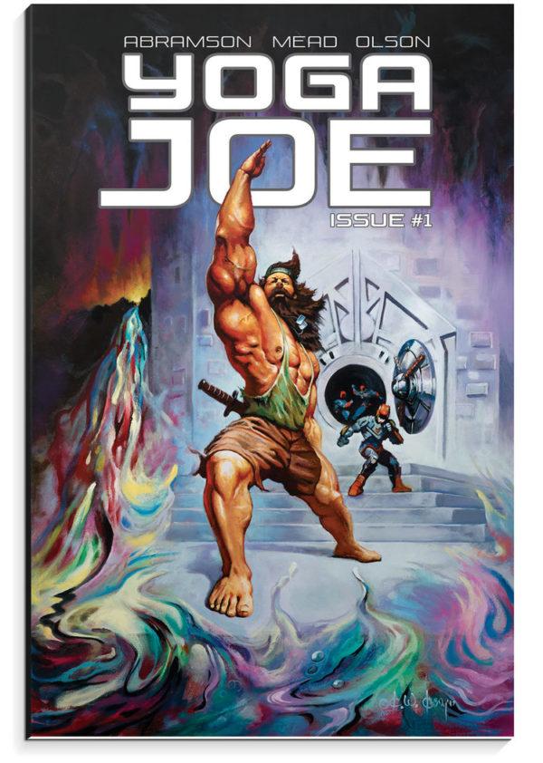 connected-warriors-yoga-joe-comic
